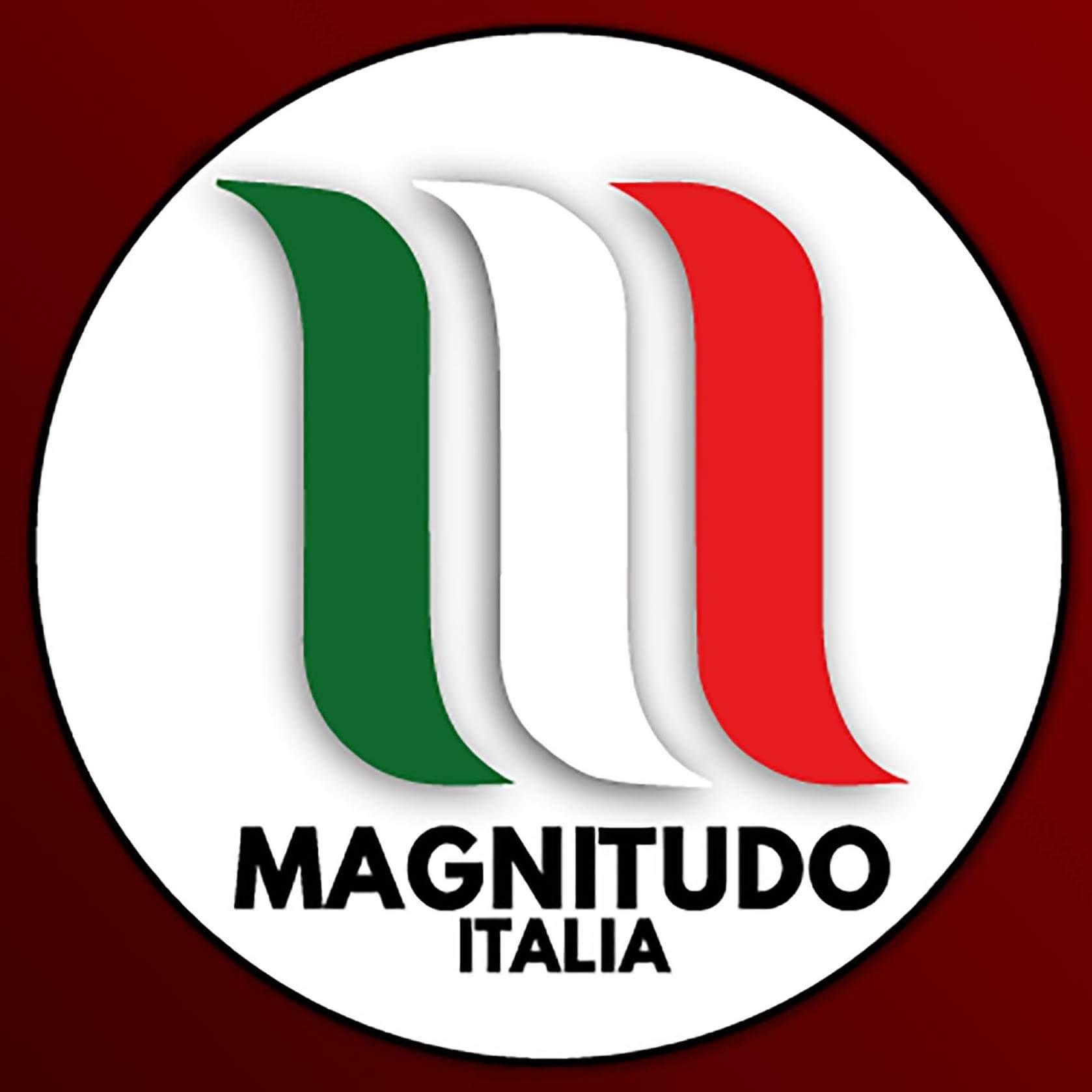Il logo ufficiale di Magnitudo Italia